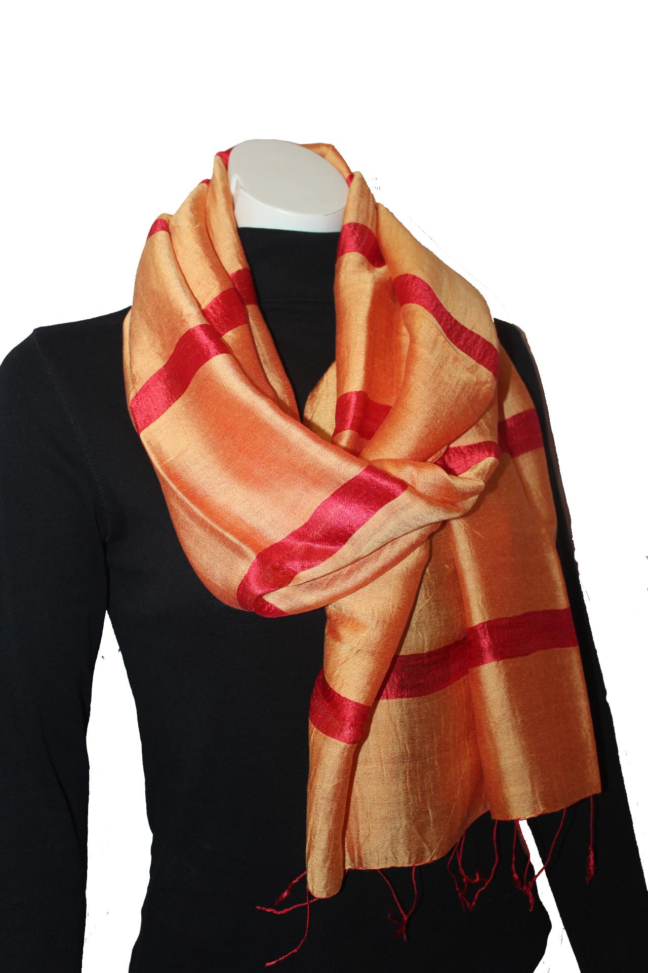ArcaSilk - Hodvábny šál luxus 593029b3c1